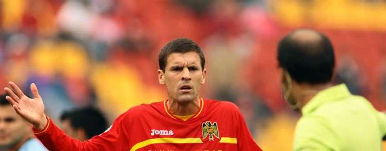 DIEGO SCOTTI: El volante uruguayo finalizó su contrato con los hispanos, pero podría continuar, aunque aún no se decide.