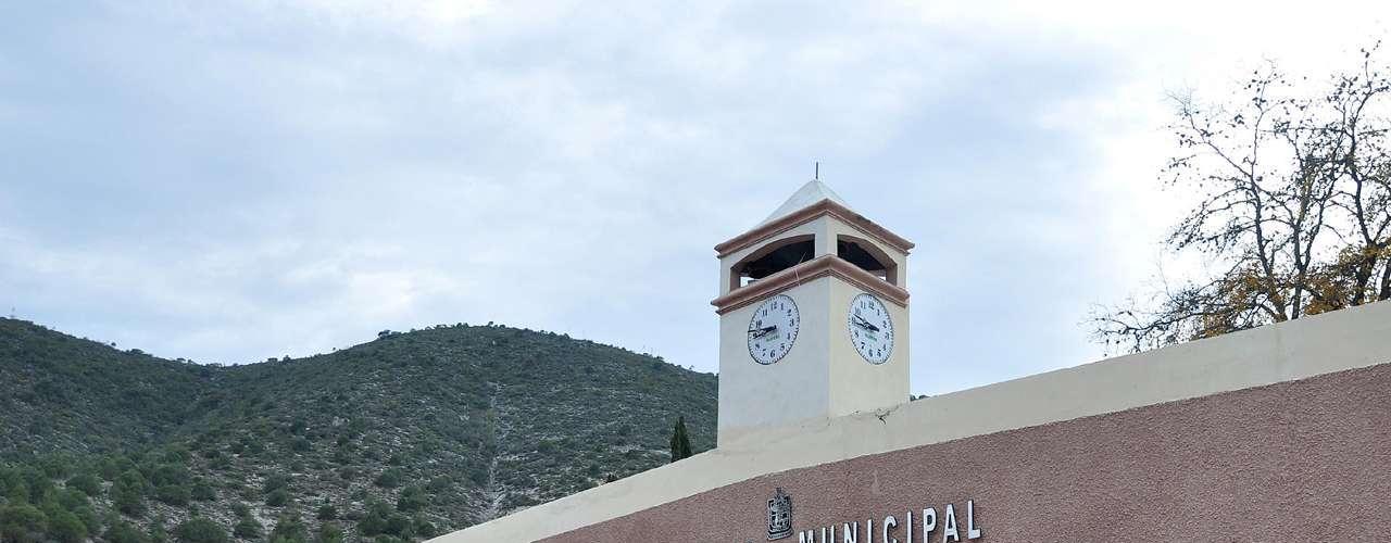 El avión de Jenni Rivera fue encontrado enel Rancho El Tejocote, dentro del Ejido de La Colorada, en el Municipio de Iturbide, en Nuevo León, México.