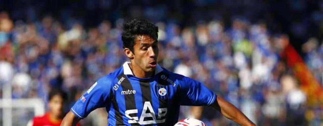 NICOLÁS NÚÑEZ: Culimina contrato con el club y no seguiría en el próximo año.
