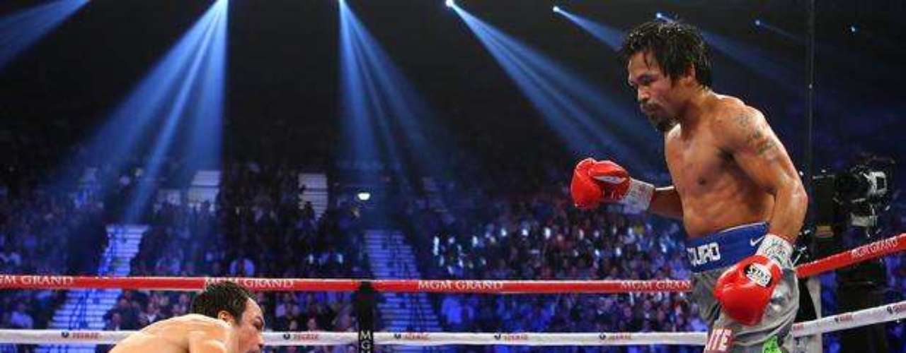 Mayweather also said that Pacquiao and Marquez are true champions, gave a good fight, and that is positive for boxing.