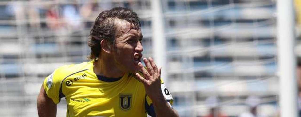 GABRIEL VARGAS: El goleador que descendió con la U de Conce suena para sumarse al cuadro campeón para la próxima temporada.
