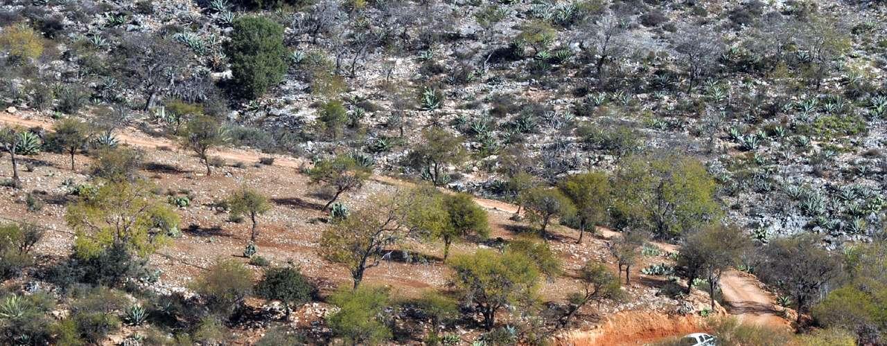 Desde que se dio a conocer la caída de la aeronave en la que viajaba la 'Diva de la Banda', nada ha sido igual para los habitantes de las serranías.