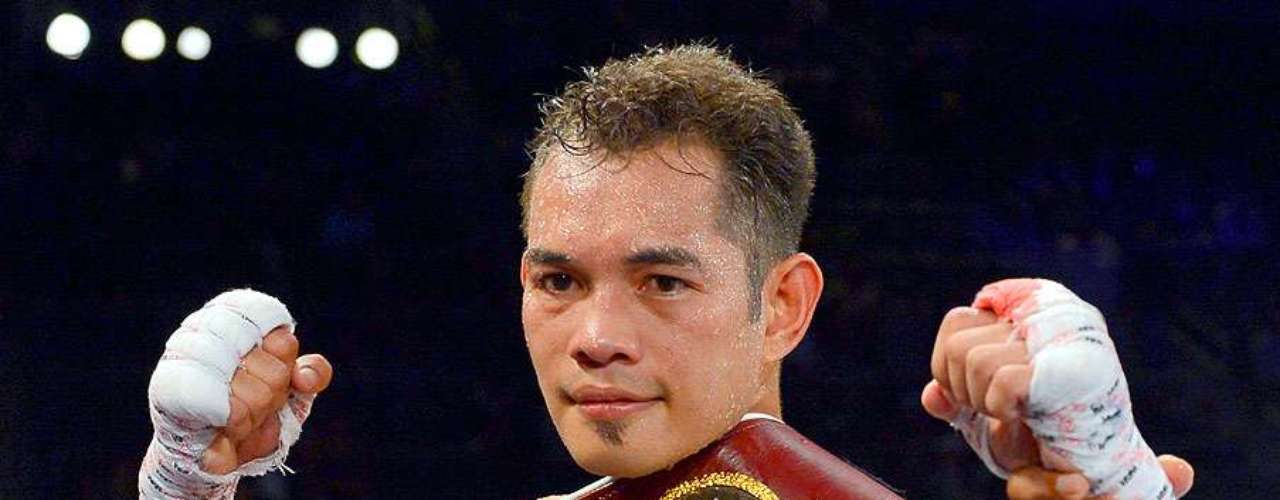 Nonito Donaire; País: Filipinas; Récord: 30-1-0 (19 KOs); Títulos: OMB, IBF jr. featherweight