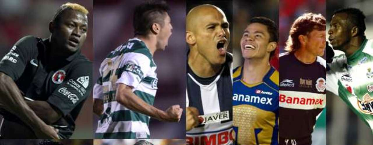 With the year in review, we take a look back at the stars that have stood out during the last 10 Mexican soccer finals.