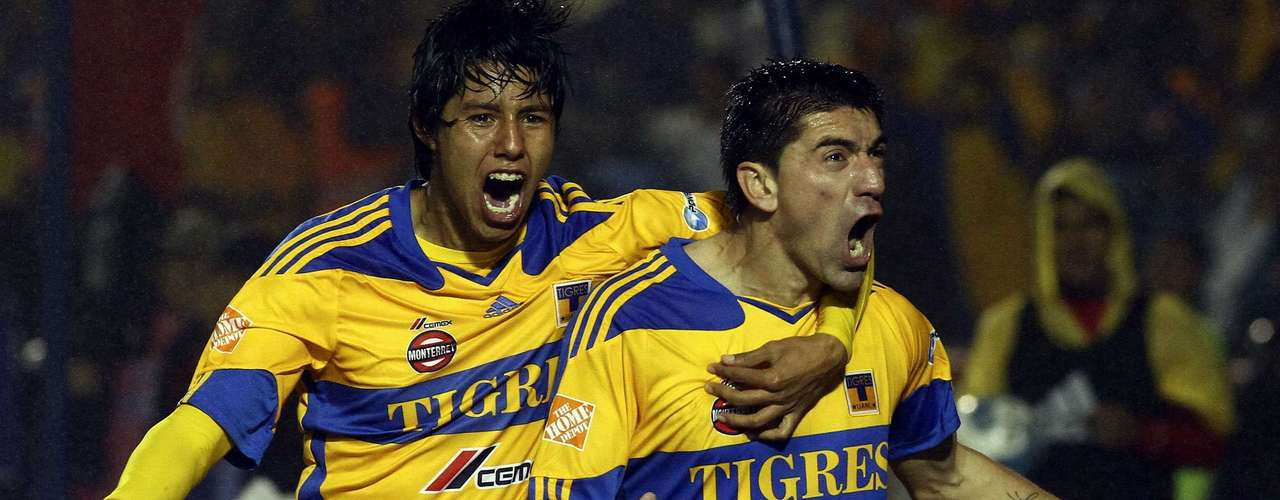 In the Apertura 2011 final, Hector Mancilla had the assist in the first leg between Tigres and Santos. In the second leg he scored the equalizer in the second half to push the final to penalty kicks.