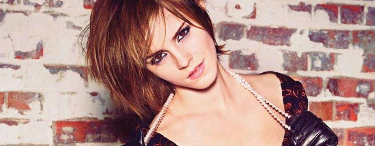 #29 Emma Watson La actriz británica volvió a la pantalla grande con 'The Perks of Being a Wallflower' e hizo a los chicos olvidar la imagen de brujita de 'Harry Potter'.
