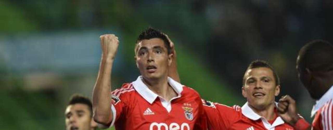 Sábado 15 de diciembre - Benfica enfrenta como visitante al Marítmo con el ojetivo no manterse la lucha con Porto por el liderato