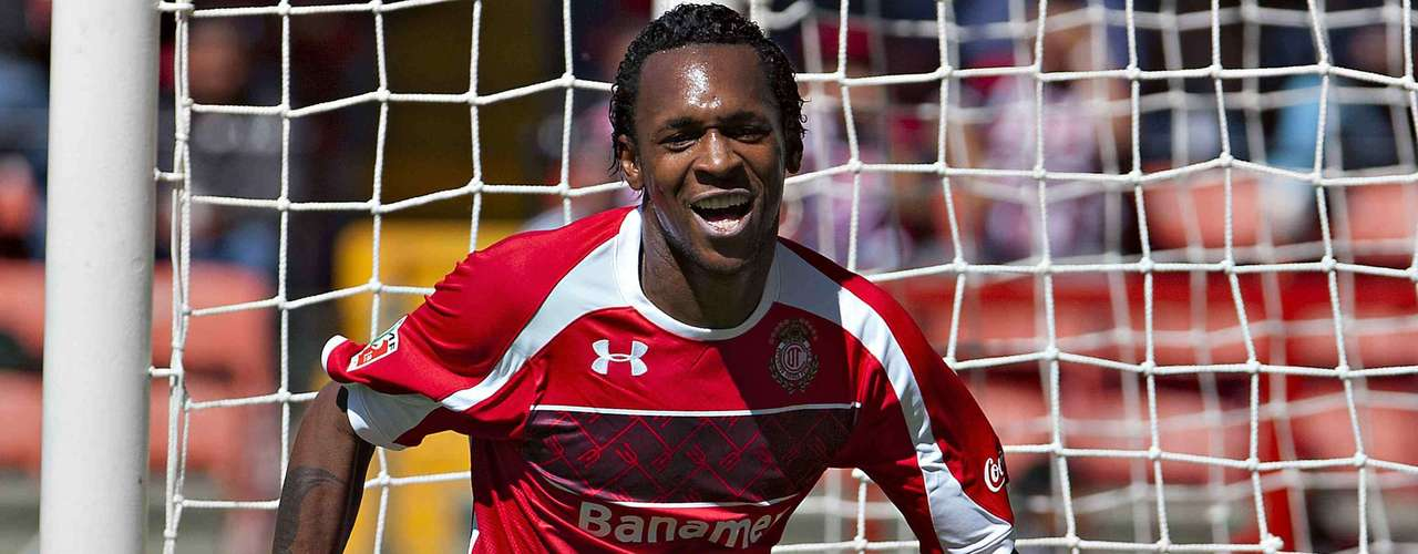 Wilson Tiago played with Morelia between 2005 and 2009 before going to Inter de Porto Alegre and Portuguesa. He returned this year with Toluca in the Apertura 2012, leading the team to the top spot of the table.