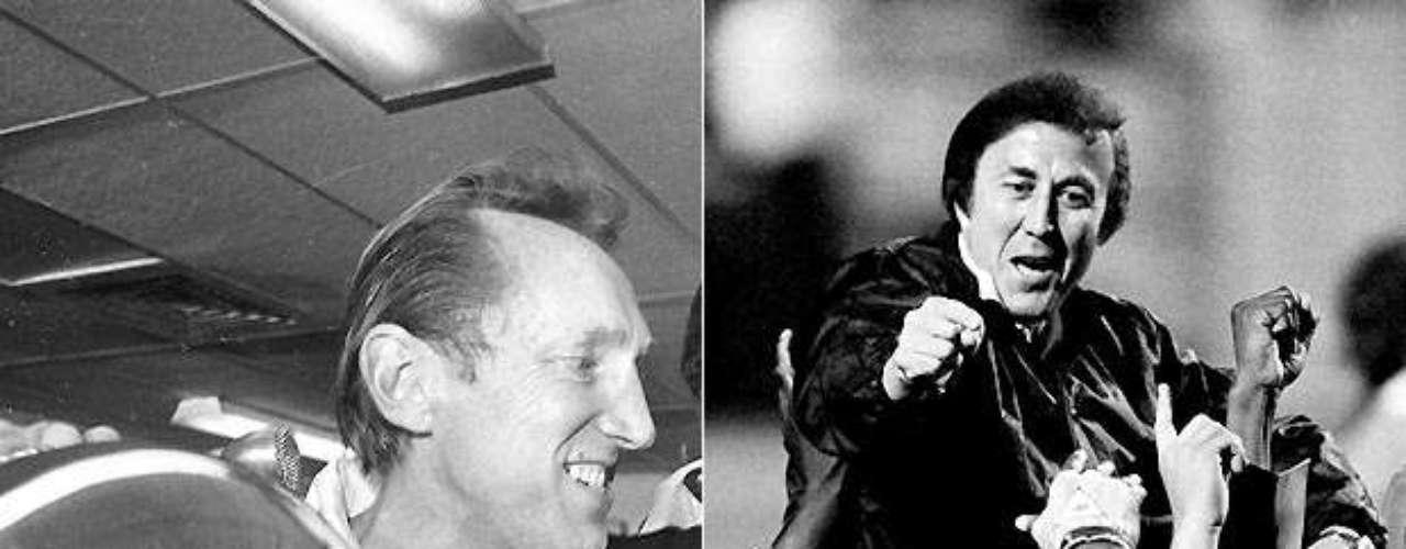 Al Davis fue el inconformista original, el hombre que fue dueño de los Raiders de Oakland y los condujo a tres títulos de Super Bowl con sus tácticas poco ortodoxas y con un liderazgo visionario.