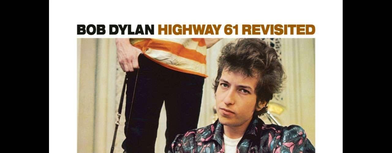 'Highway 61 Revisited', de Bob Dylan, es considerado uno de los mejores discos del músico estadounidensem que en esta obra incluye grandes canciones como 'Like a Rolling Stone' o 'Ballad of a Thin Man'.