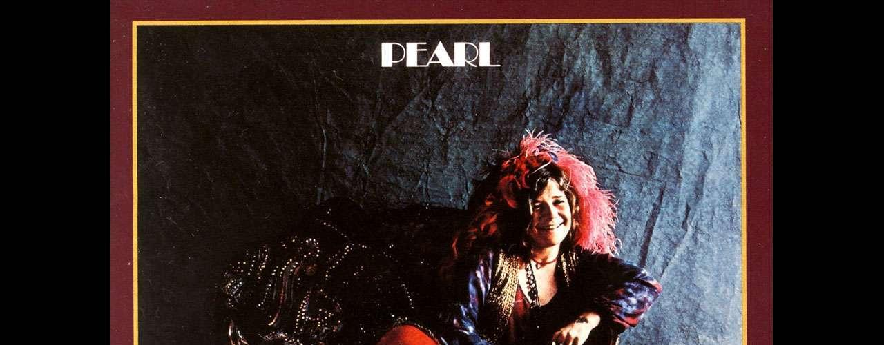El testamento musical de Janis Joplin es este disco titulado 'Pearl', el cual la cantante grabó meses antes de morir y que fue estrenado en 1971. El álbum se encuentra catalogado por Rolling Stone como uno de los mejores de la historia que no puedes dejar de escuchar.