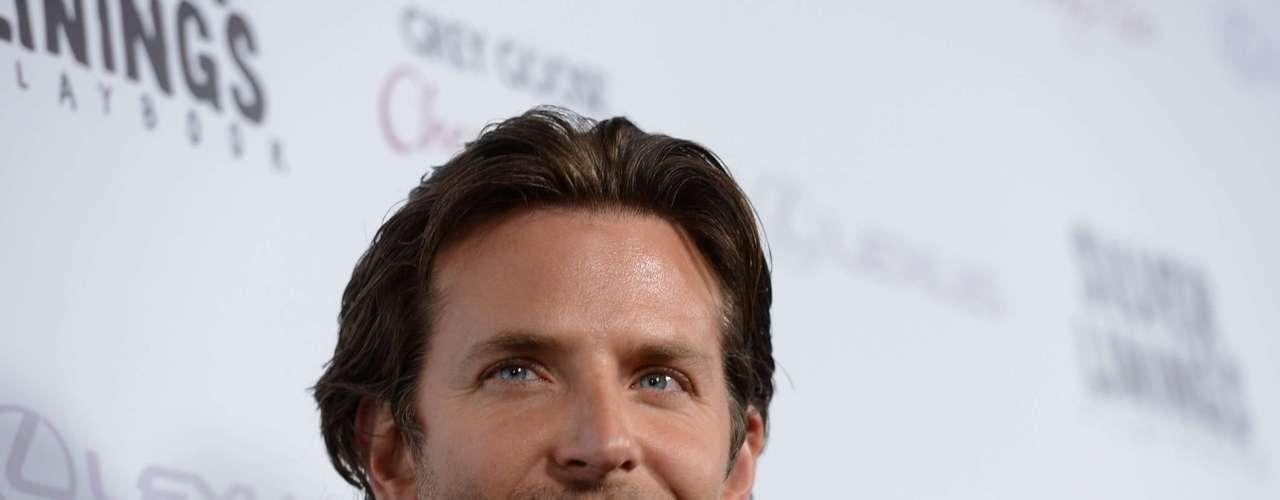 Bradley Cooper competirá en la categoria como Mejor Actor por su rol protagonico enSilver Linings Playbook.