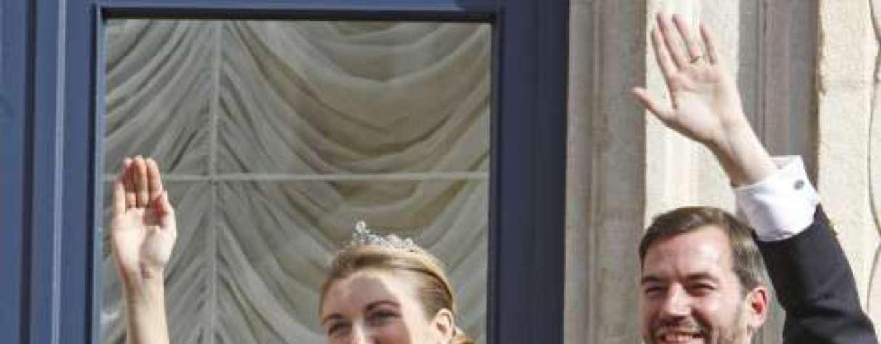 Ha sido la boda real europea del año. Guillermo de Luxemburgo y Stéphanie de Lannoy se casaron en el ducado de Luxemburgo el 20 de octubre. El duque Guillermo era el último heredero de la realeza europea.