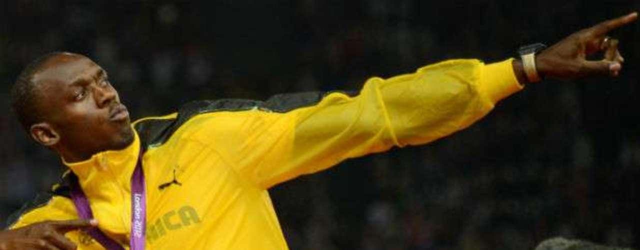 El jamaiquino Usain Bolt fue la figura indiscutible en el atletismo de Londres 2012. El velocista paralizó al mundo cada vez que le tocaba participar en una competencia. El carismático corredor logró tres oros, como lo había hecho en Beijing 2008, en donde ganó la misma cantidad de metales áureos. Se consagró como el primer medallista olímpico en ganar dos veces consecutivas las pruebas de 100, 200 y 4x100 metros. Una leyenda viva del deporte.