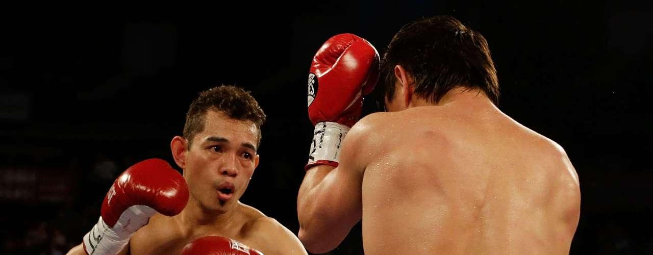 Donaire no ha perdido desde el 2001, cuando cayó en su segunda pelea profesional.