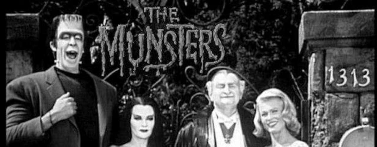 La Familia Monsters. Sitcom de mediados de los sesentas que muestra el día a día de la familia Munster, que está conformada por clásicos personajes del terror.