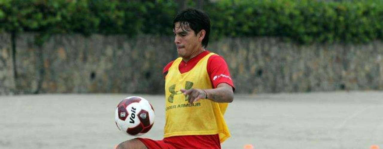 Xavier Báez salió de Chivas y recaló en el Toluca.
