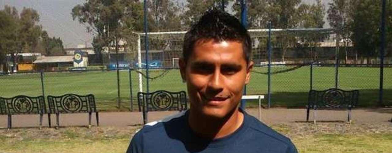 Osvaldo Martínez toma el '10' del América que dejó el 'Rolfi' Montenegro.