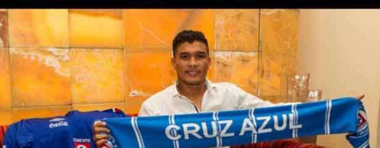Teófilo Gutiérrez ya reportó con Cruz Azul.