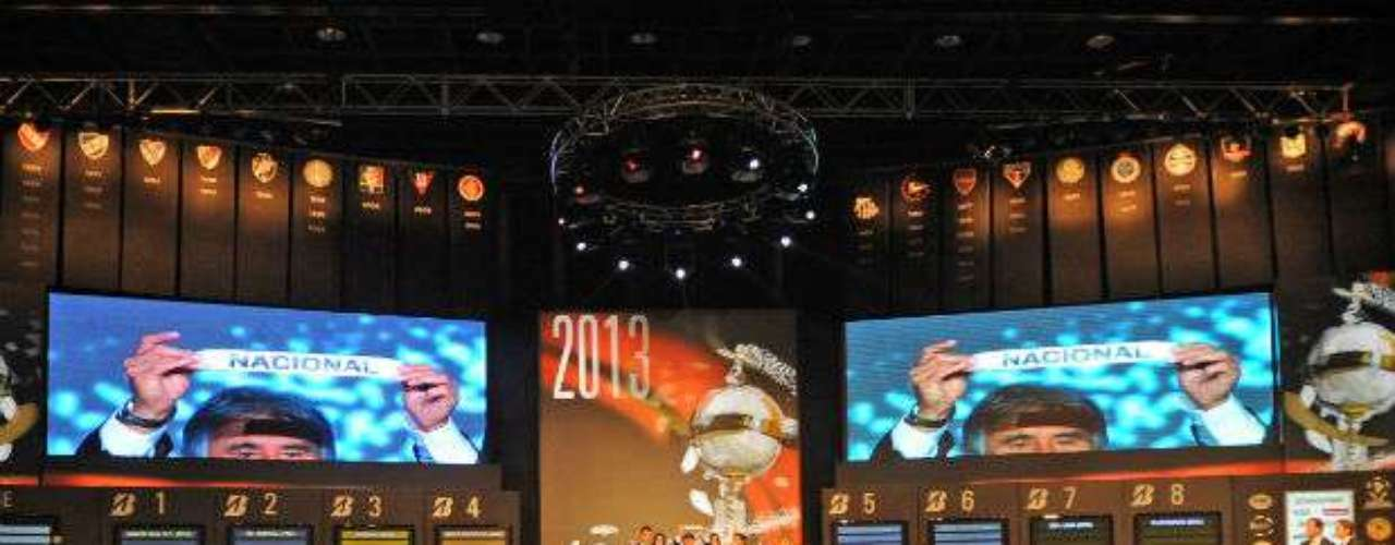 In an emotional ceremony that also gave awards for past tournaments, the draw for the 55th edition of the Copa Libertadores will bring together 38 teams from 10 South American countries and Mexico.