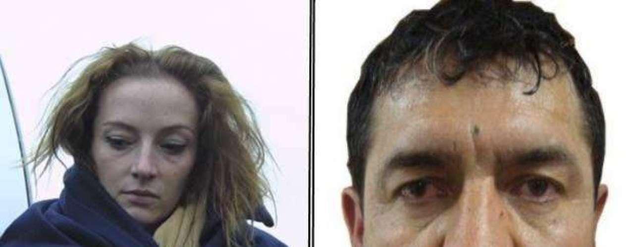 1 de mayo del 2012.- Policías federales detuvieron en la delegación Iztapalapa a Mario Vallarta Cisneros, hermano de Israel, ambos fundadores de la banda de secuestradores \