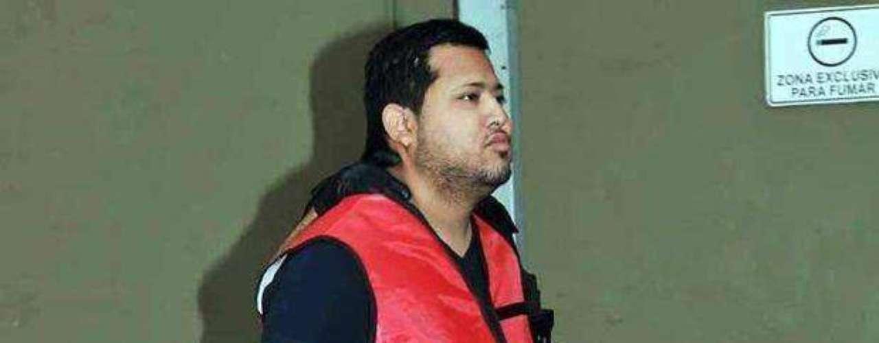 19 de abril del 2012.- En Nuevo León capturaron a Oziel Azael Salas Hernández, alias \