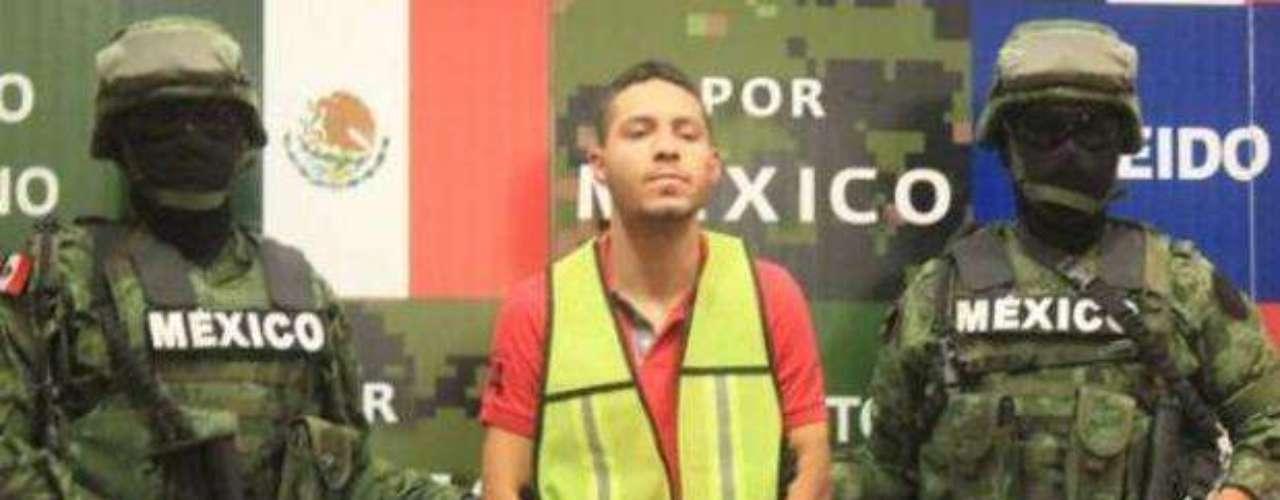 1 de noviembre del 2012.- Carlos Arnulfo Flores Flores, alias \