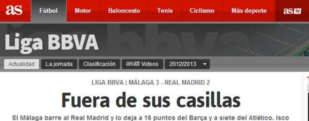 DIARIO AS, MADRID.