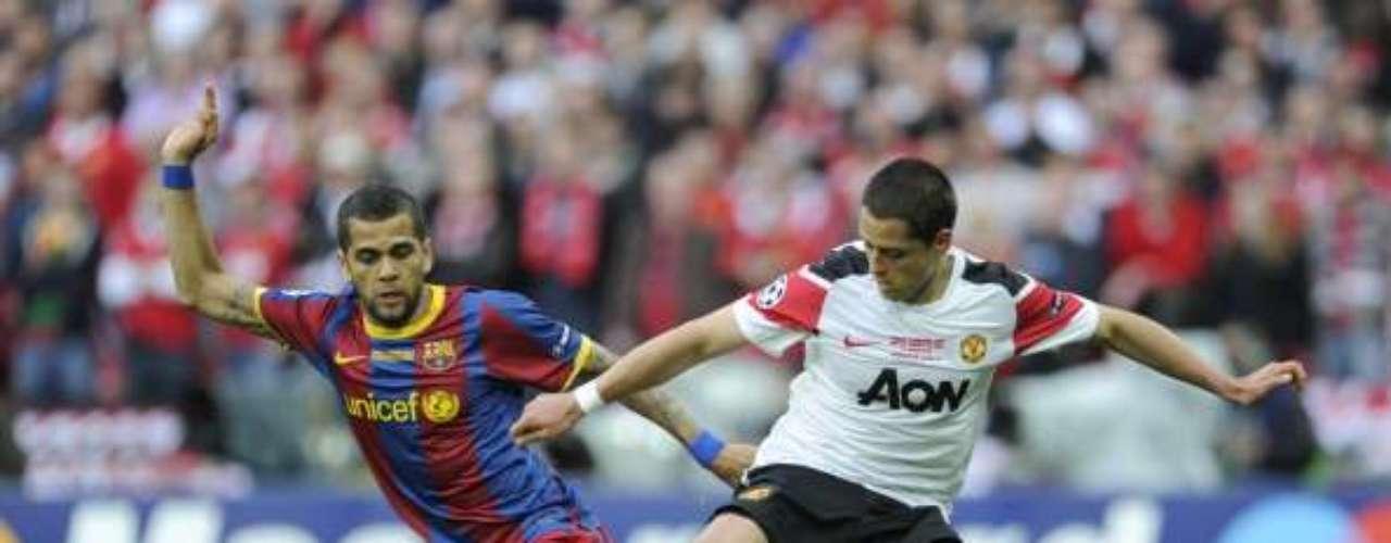 Igualmente en la temporada 2010-11 tuvo la oportunidad de jugar la Final de la Liga de Campeones, cayendo ante el Barcelona.