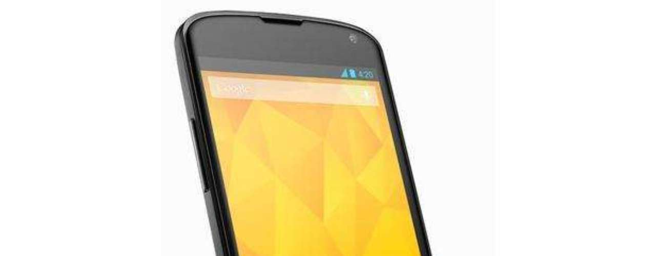 Nexus 4: El más reciente smartphone de Google, se agotó en varios países en sólo una hora de haber salido a la venta. Con un precio inicial de 299 dólares para los teléfonos desbloqueados, el Nexus 4 es considerado una \