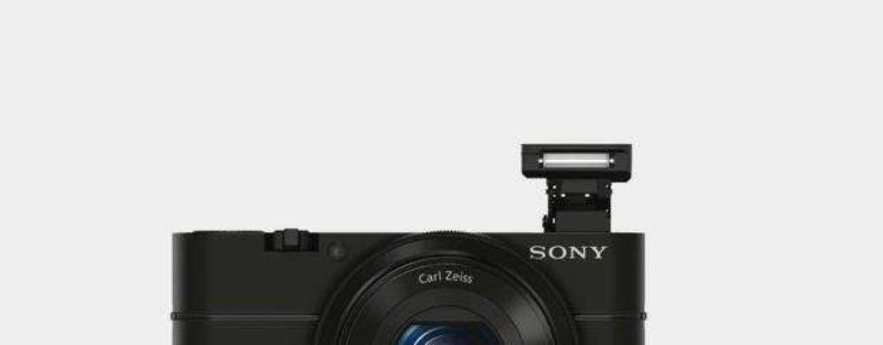 Sony Cyber-shot RX100: Modelo de cámara amateur tiene un sensor interno y un rendimiento \
