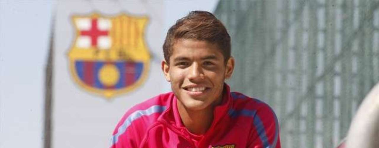 Jonathan dos Santos was not called on in Barcelona's 3-1 victory against Valladolid.