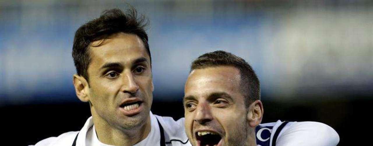 Valencia despertó en casa y derrotó 4-2 al Getafe.