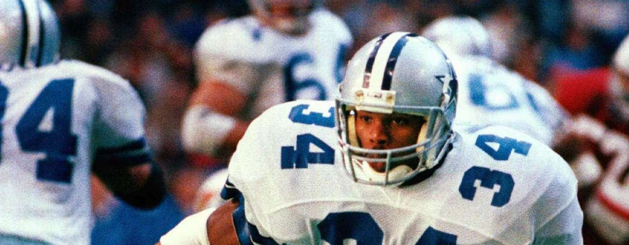 Cowboys trade Herschel Walker to Vikings (1989): The Dallas Cowboys were in transition, going from Tom Landry to Jimmy Johnson and Jerry Jones, and the main reason Johnson and Jones were able to hoist Super Bowl titles was this trade. In 1989, Dallas traded Walker for five players, six conditional draft choices and a 1992 first-round pick. Two of the draft choices turned into Emmitt Smith and Darren Woodson, two key players who helped form the Dallas dynasty foundation. And Walker? Minnesota traded for him to compete for a Super Bowl, but even though he had two straight 1,000-yard seasons for the Vikings, Minnesota never won a playoff game during his tenure.