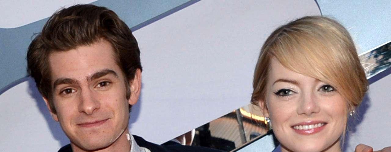 DoSomething.org también tomó en cuenta aEmma Stone y Andrew Garfield por su ayuda a Worldwide Orphans Foundation y Gilda's Club.