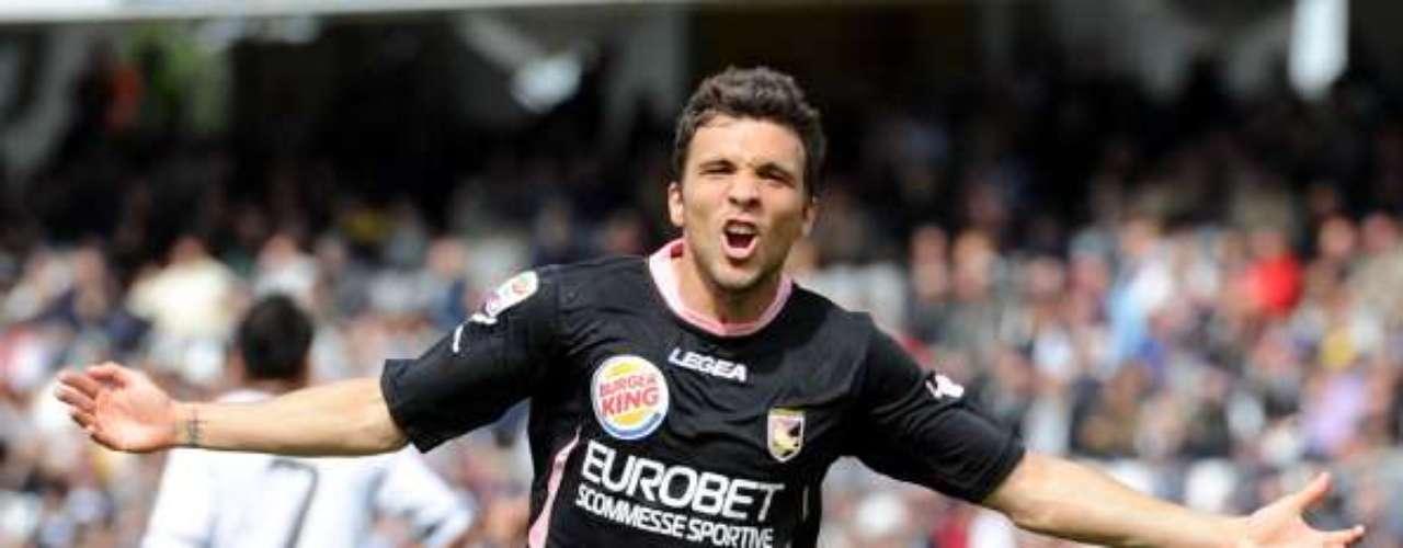 El argentino Nicolás Bertolo está muy cerca de ser el quuinto extranjero de Cruz Azul; proviene del Palermo.