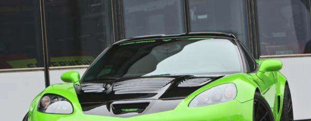 Fotos Ediciones especiales de Chevrolet Corvette