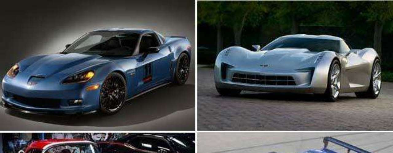 Fotos Ediciones especiales de Chevrolet Corvette