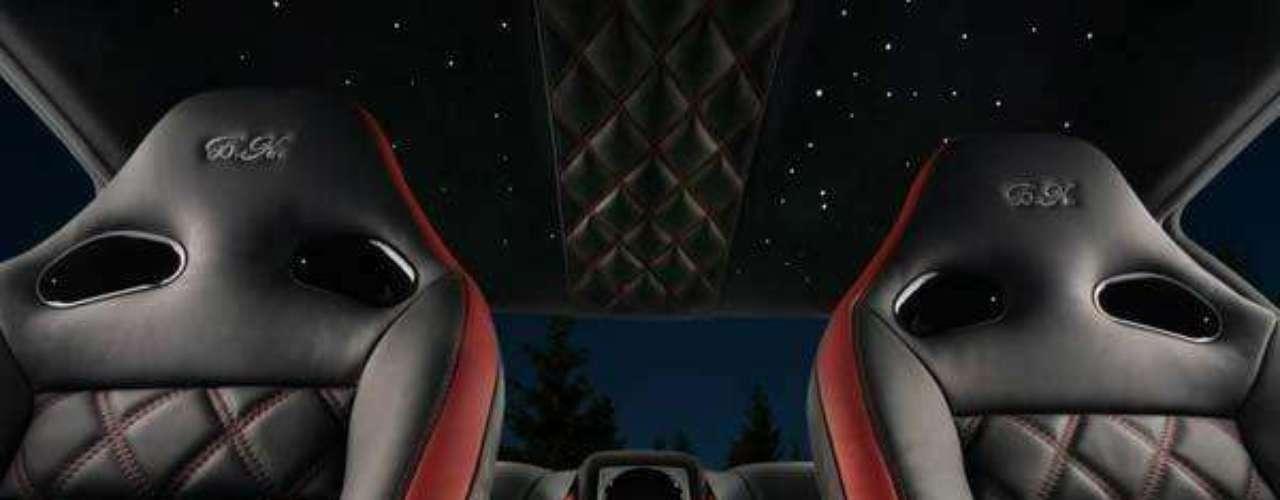 Fotos Nissan GT-R Starry Sky deVilner