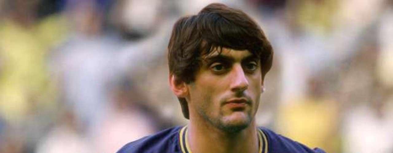 ¿Enzo Francescoli como jugador de Boca Juniors?... Es más fácil otro 'Maracanazo'