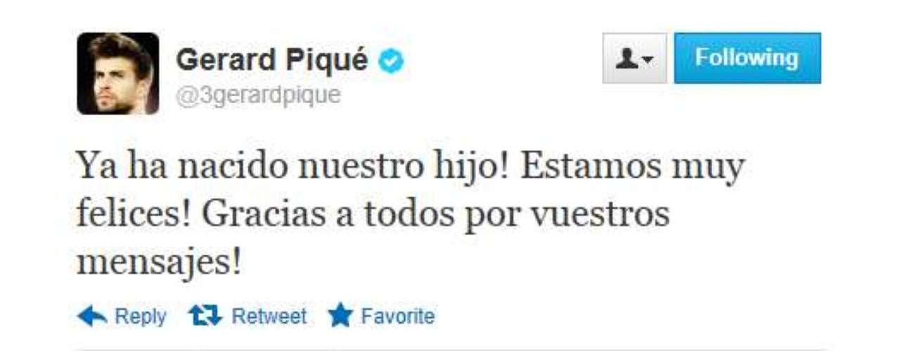 El jugador del F.C. Barcelona publicaba este tuit que se convertía en la primera inocentada del día.