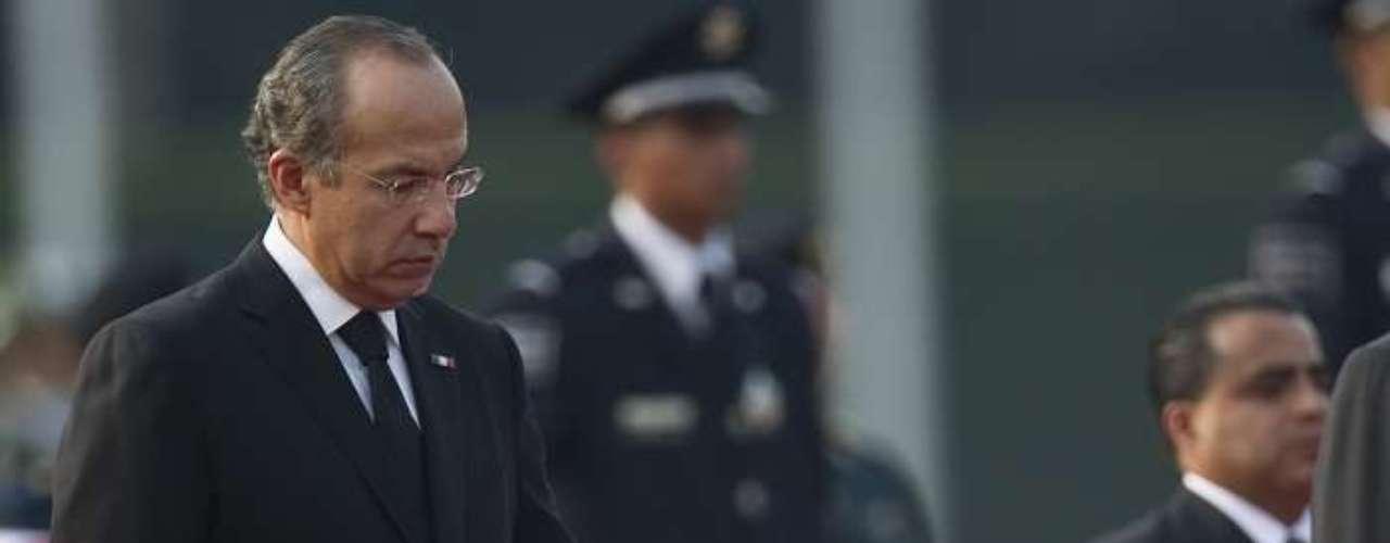 Estas incautaciones y detenciones corresponden al periodo gubernamental del presidente Felipe Calderón Hinojosa, que el 1 de diciembre de este año le sucedió en el cargo Enrique Peña Nieto.