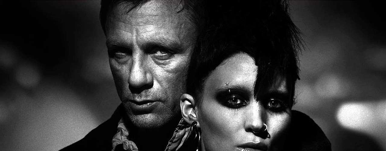 El más reciente trabajo de David Fincher, 'La Chica del Dragón Tatuado' quedó en séptima posición entre las películas obtenidas ilegalmente en internet con 7.5 millones de descargas.