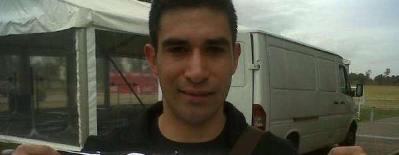 Ariel Rojas es el volante por izquierda con el que cuenta hoy por hoy Ramón. Si no llega ningún refuerzo más por ese sector, tiene altas chances de ser titular.