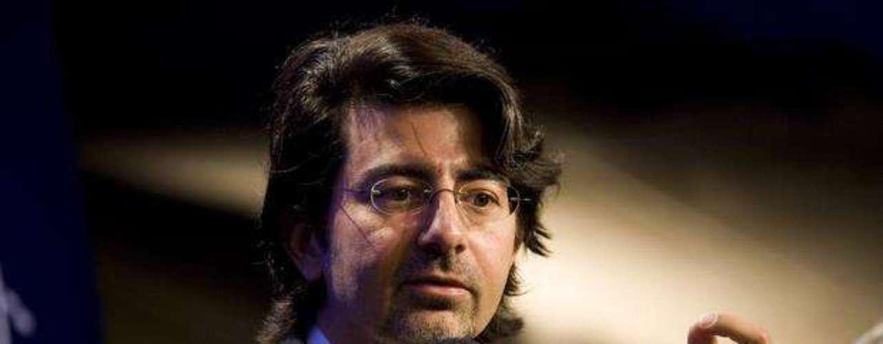 2 - Pierre Omidyar -fundador de eBay (US$ 441.3 millones)