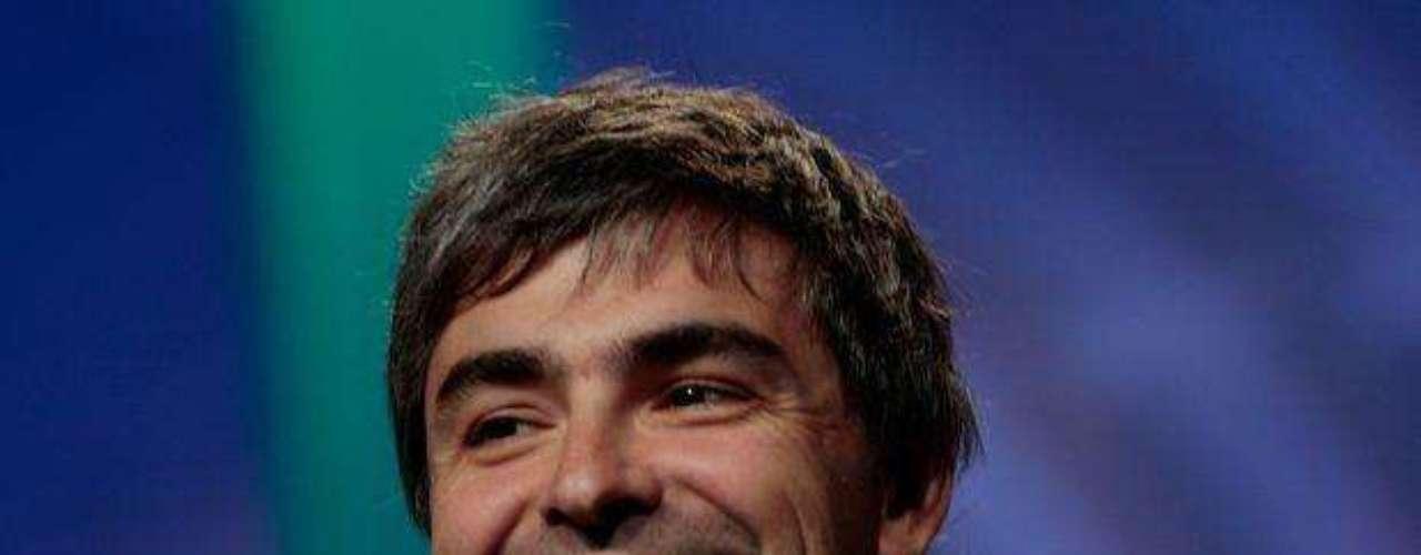 4 - Larry Page -cofundador y CEO de Google (US$ 185,6 millones)