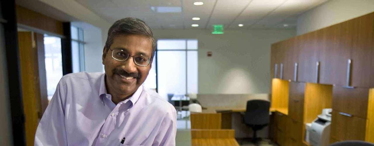 6 - Kavitark Ram Shiram miembro del consejo ejecutivo de Google (US$ 25 millones)