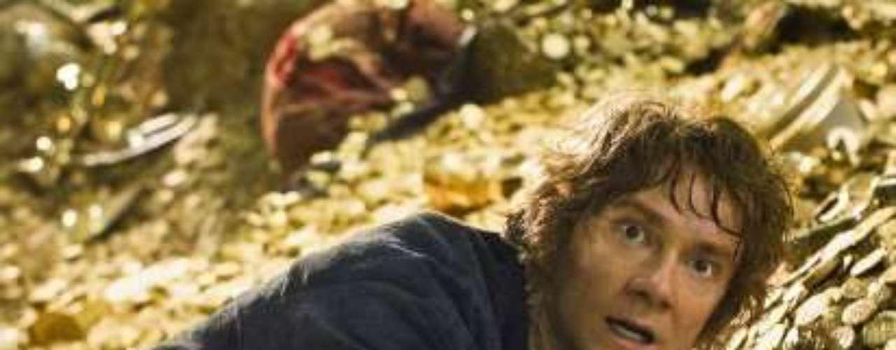 THE HOBBIT: THE DESOLATION OF SMAUG (13 de diciembre)  Todavía ni sale de cartelera el primer capítulo de la precuela a Lord Of The Rings, y los fans de la historia ya están haciendo fila mental para ver esta segunda parte.