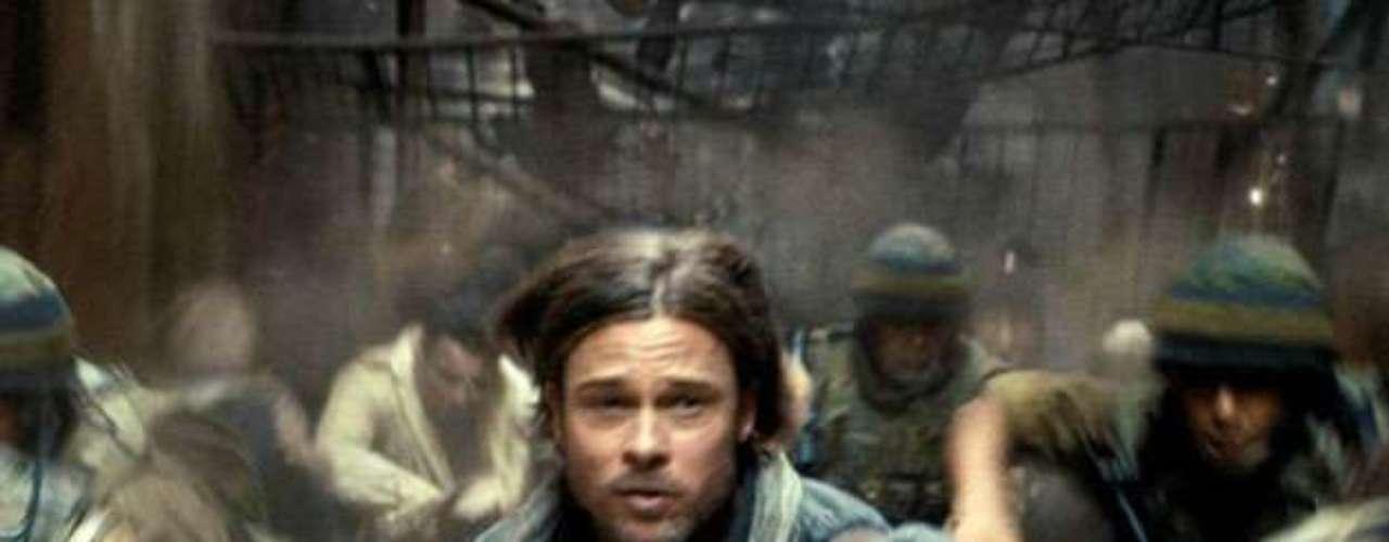 WORLD WAR Z (21 de junio)  Otro ataque de zombies más. Pero no por nada Brad Pitt aceptó hacer esta cinta de acción. Esperen mucha adrenalina.