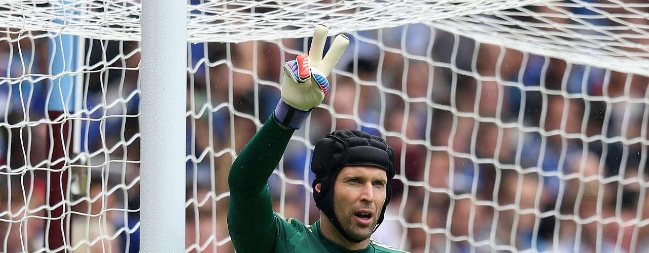 3. Petr Cech (República Checa/Chelsea)
